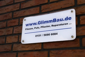 GlimmBau, Kontakt, Maurer Bremen, Fliesenleger, Bremen, Bauunternehmen Bremen