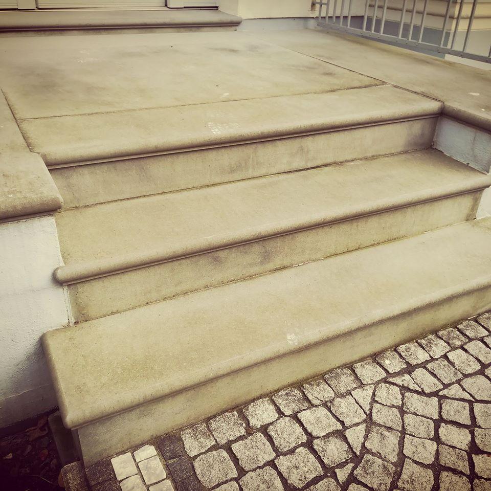 Sandsteitreppe, Treppe, Maurer Bremen, Fliesenleger Bremen